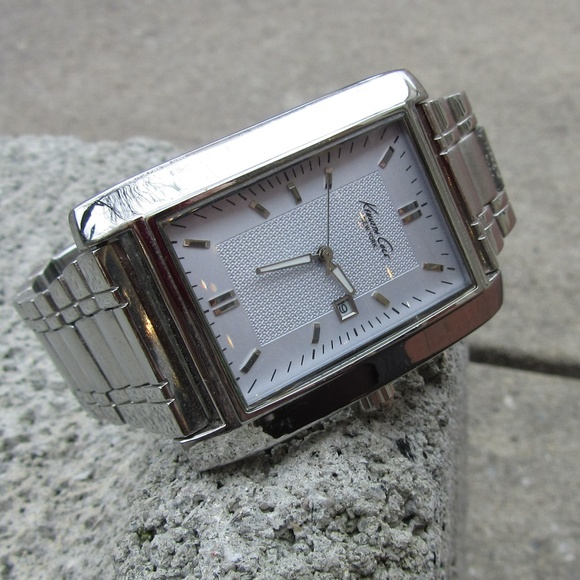 Kenneth Cole Other - Kenneth Cole New York Men's Watch with Date Dial